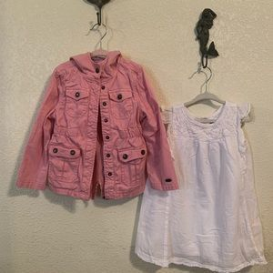 Tommy Hilfiger and Old Navy Set size 4
